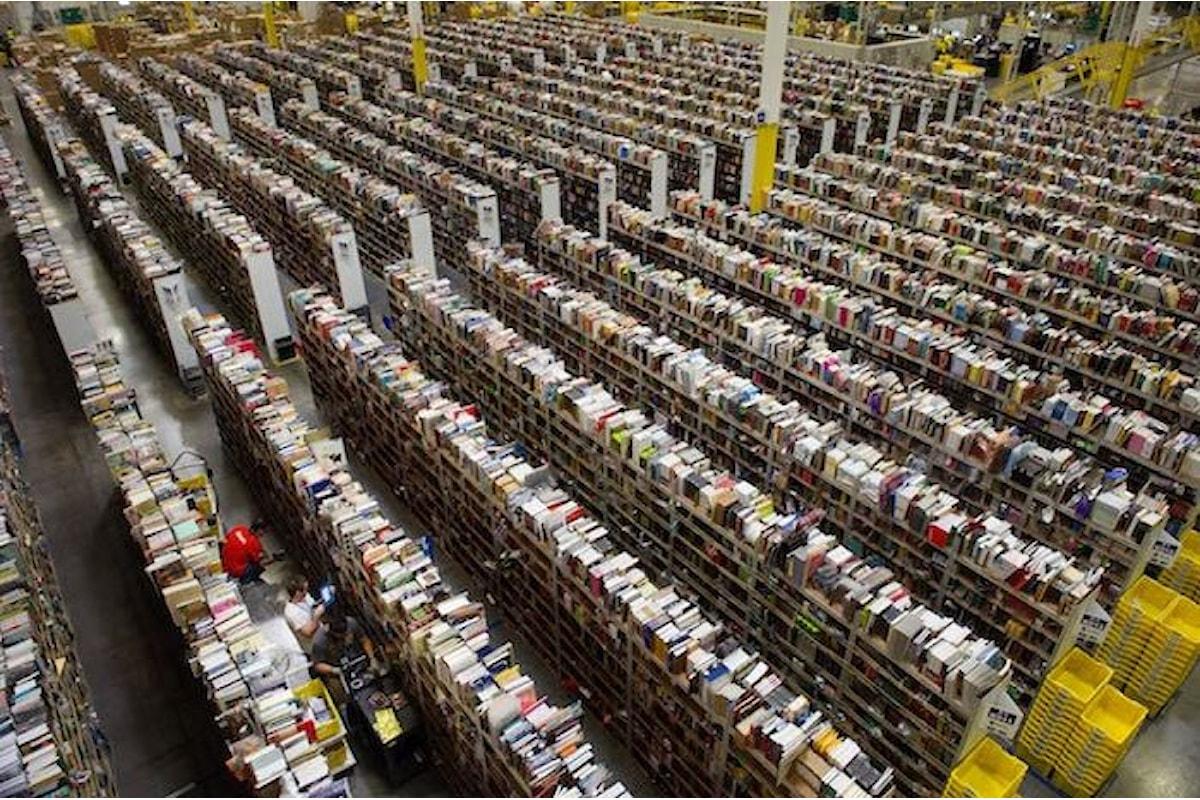 I lavoratori Amazon scioperano a Piacenza mettendo a rischio le vendite per il Black Friday