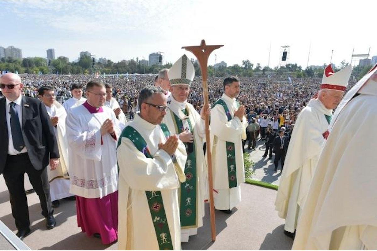 Che cosa ha detto Francesco nell'omelia della messa per la pace e la giustizia al Parque O'Higgins di Santiago del Cile