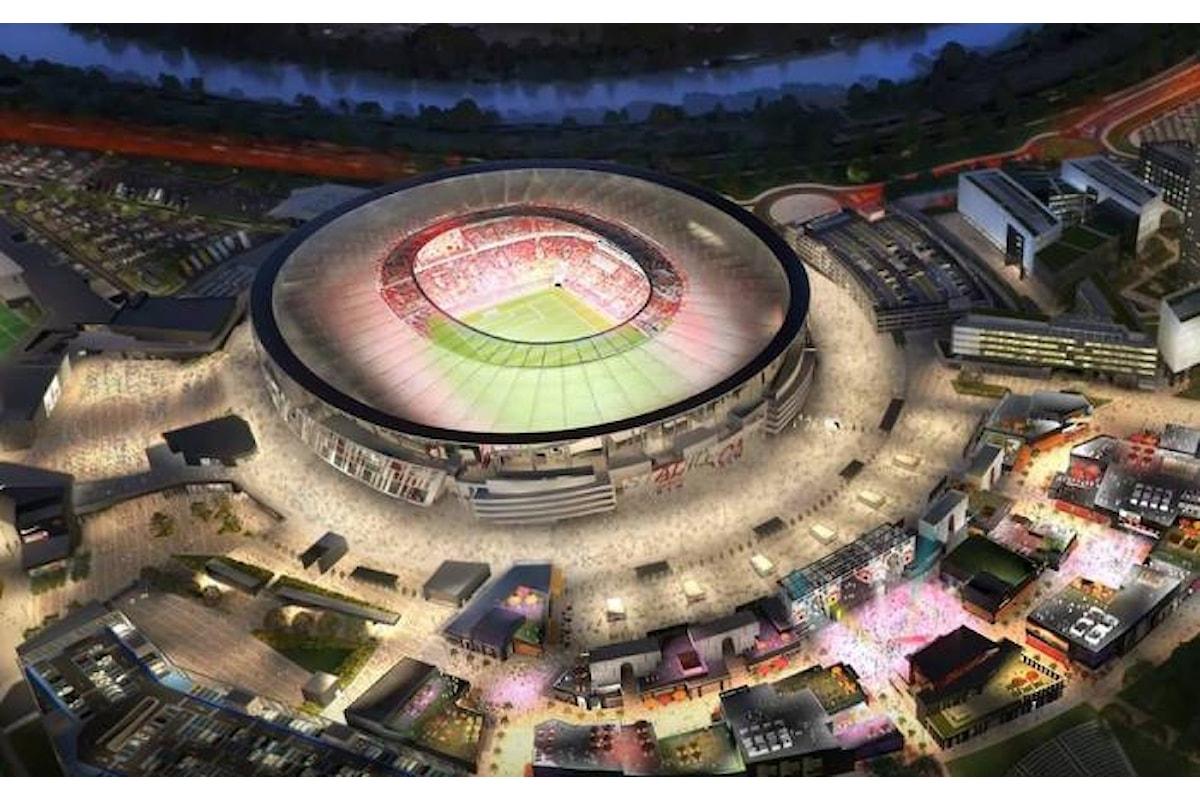 Non si è neppure iniziato a costruirlo e già 9 persone sono state arrestate per il nuovo stadio della Roma