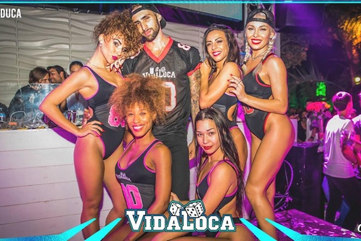 Vida Loca fa ballare l'Italia… e dal 21 ottobre ogni sabato è al Peter Pan di Riccione