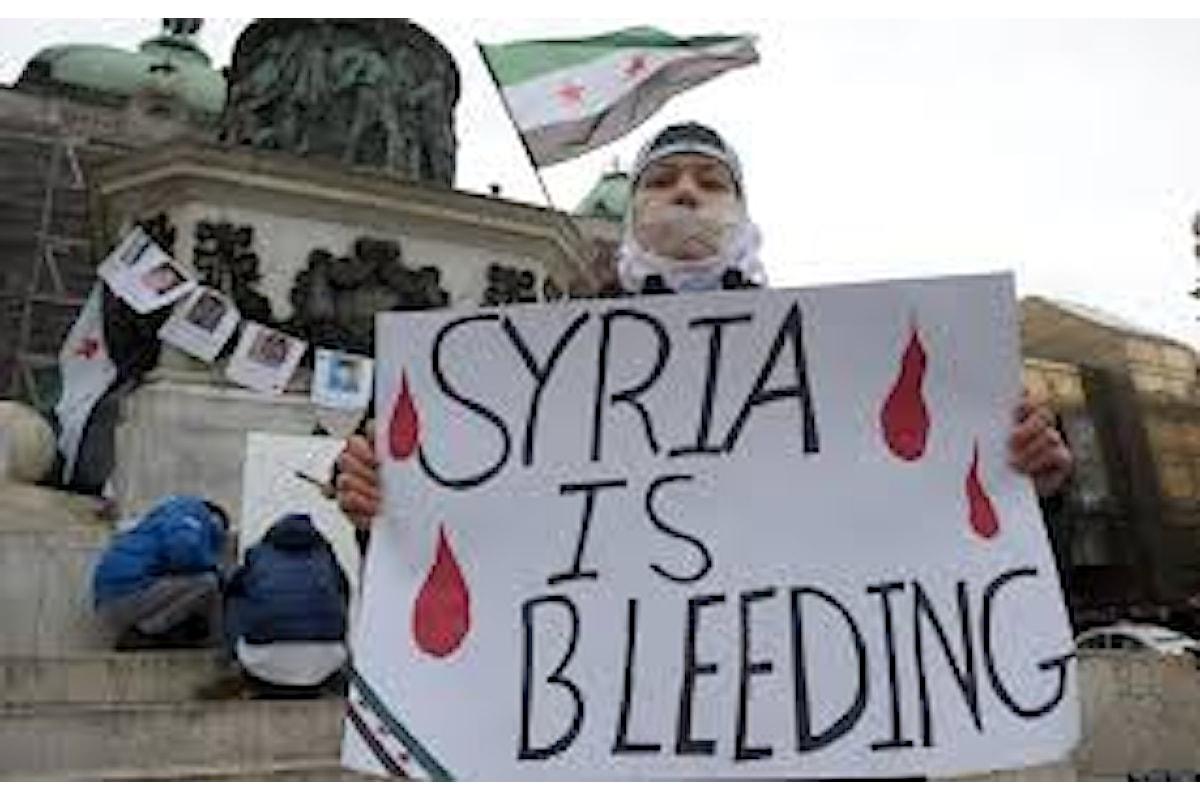 Accettato il cessate il fuoco dal governo siriano
