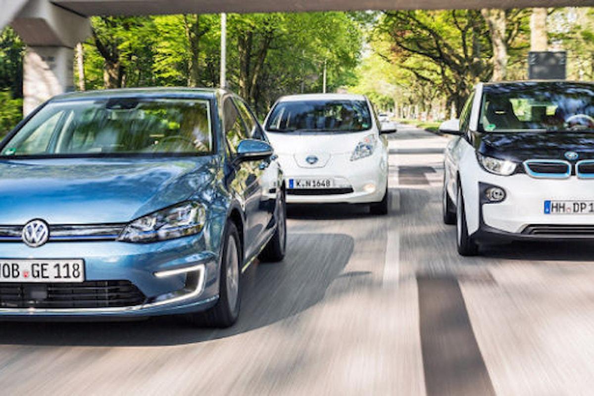 Auto elettriche usate e loro rivendibilità