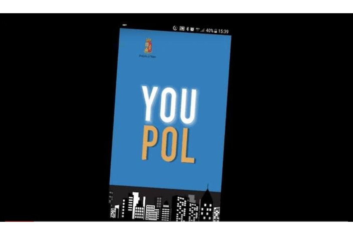 You Pol: per dialogare con la polizia, l'App contro baby gang bullismo e spaccio
