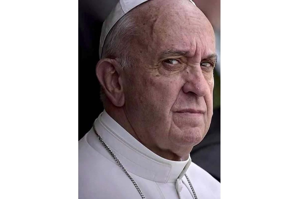 Il falso mito di Bergoglio