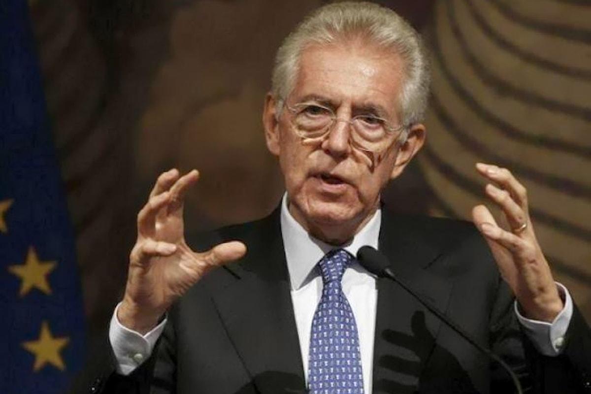 Legge di bilancio, per Juncker accordo possibile ma per Monti solo se i vicepremier si renderanno conto della realtà