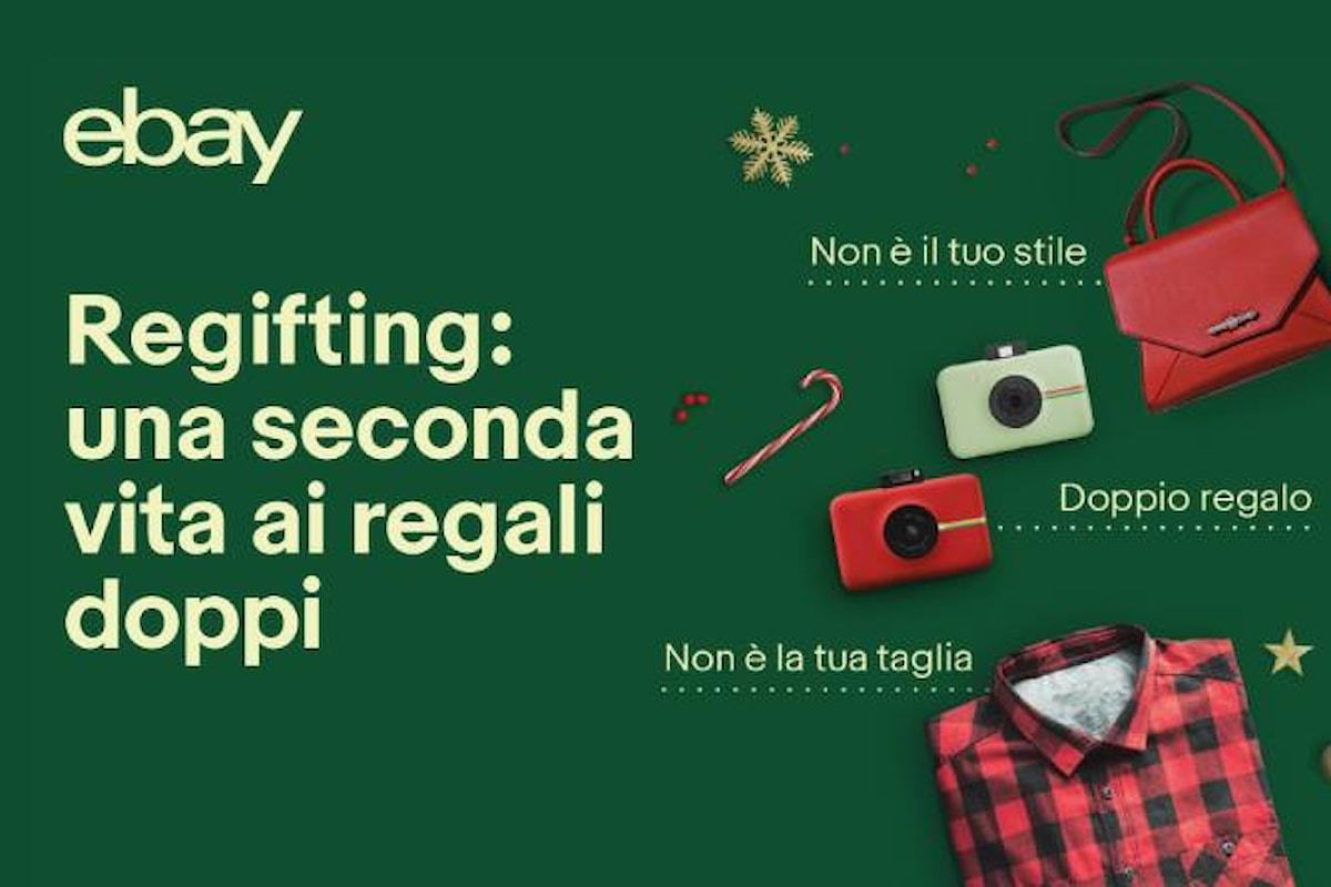 Ricevuti regali indesiderati? In arrivo un promozione eBay per chi desideri rivenderli