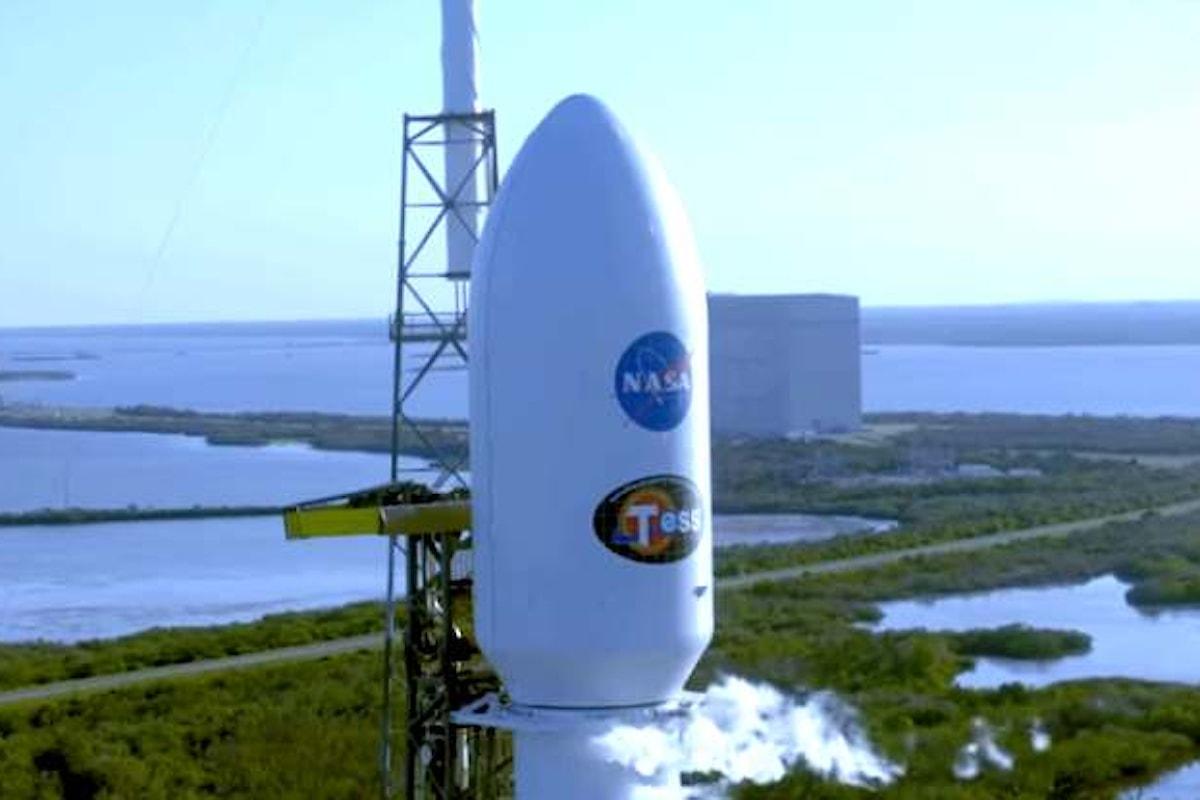 SpaceX ha lanciato TESS, sostituirà Keplero nella caccia agli esopianeti