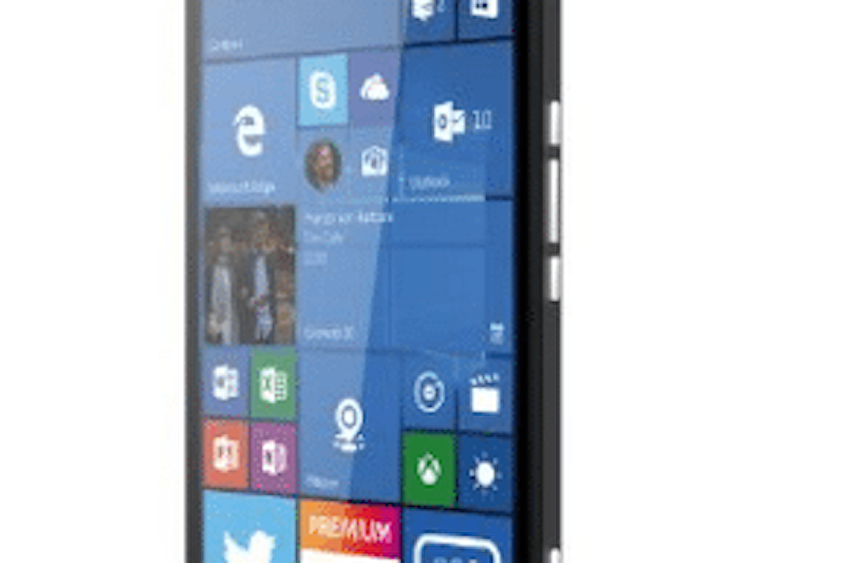 Windows Lumia 950 installa windows phone 10 per utilizzare le universal app