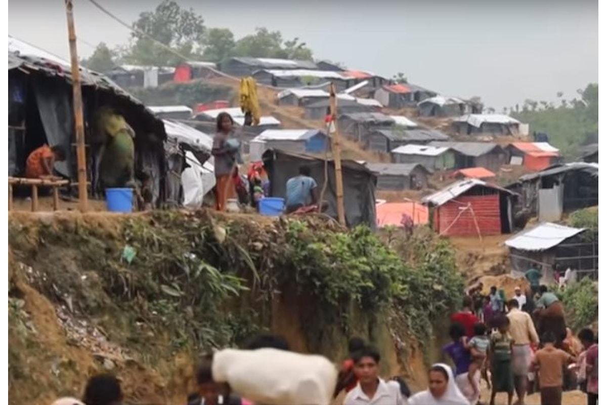 Save the Children ai ministri degli Esteri dei Paesi dell'Ue: intervenire subito a favore dei Rohingya