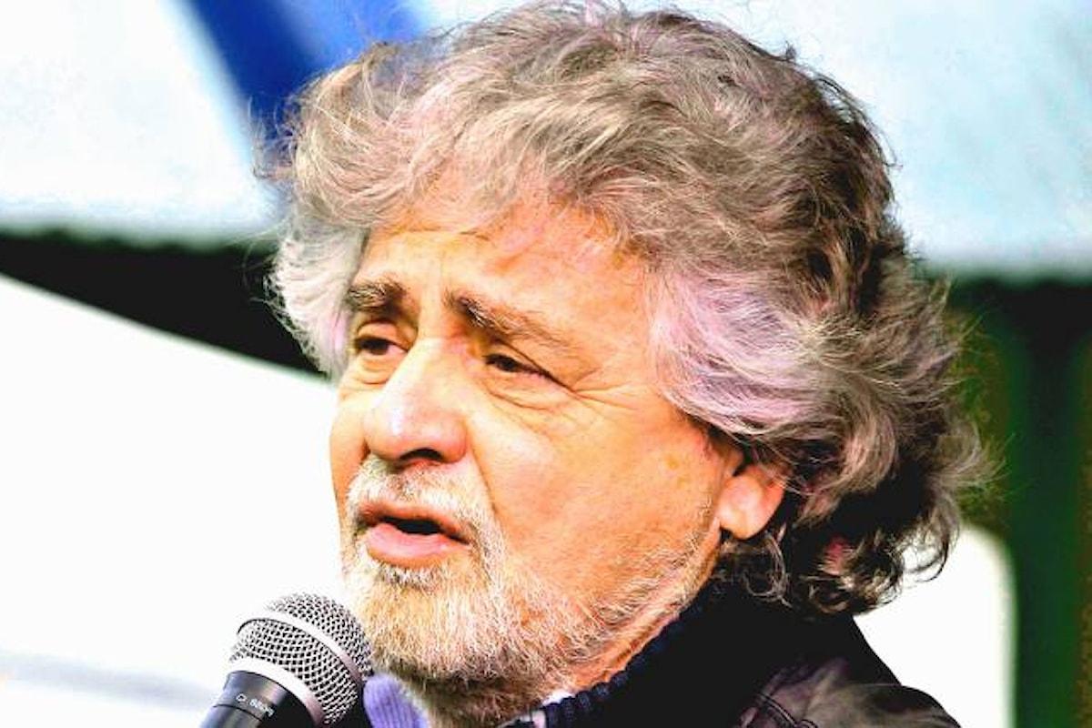 Grillo scrive al Corriere sull'utero in affitto