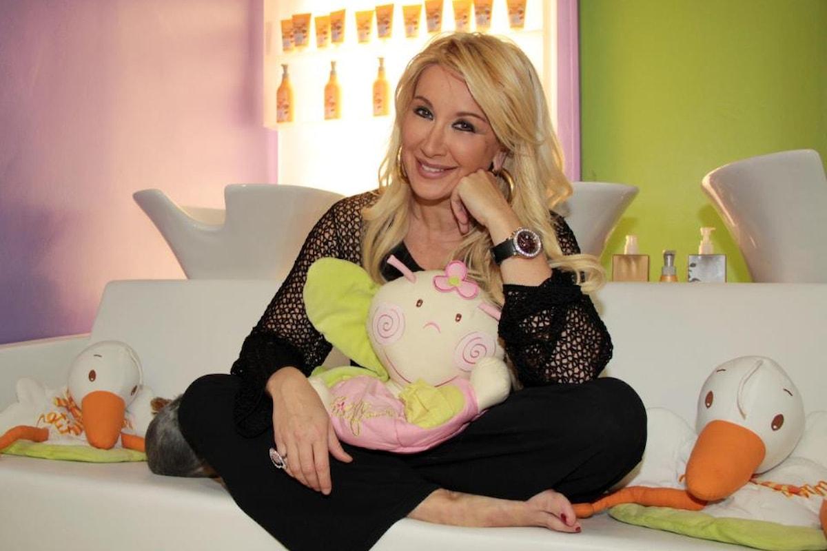 Simona Tagli, l'icona tv al servizio del look e del benessere