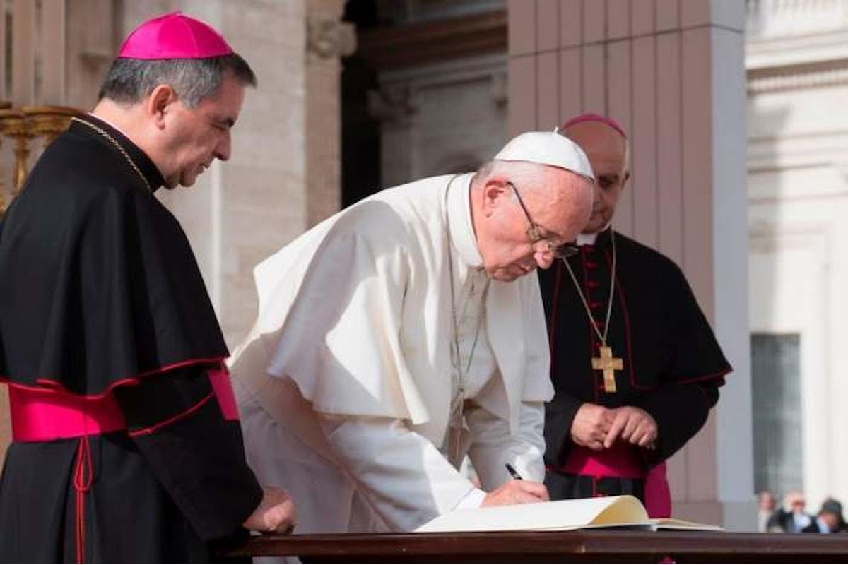Misericordia et Misera, la lettera apostolica di Francesco per dar senso e seguito al Giubileo Straordinario