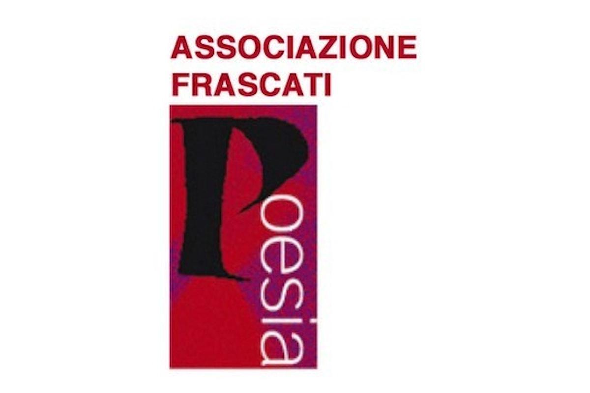 Paolo del Colle è il vincitore della 58.ma edizione del Premio Nazionale Frascati Poesia Antonio Seccareccia