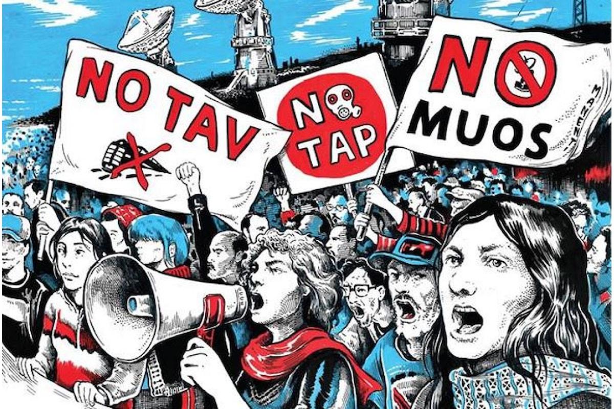 Tav, Tap e Muos: le mancate promesse dei 5 Stelle al Governo