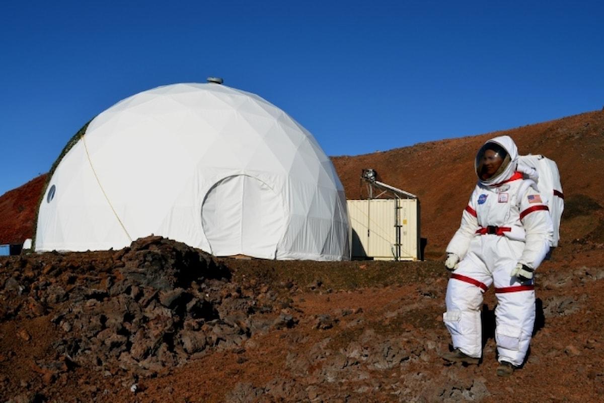 Marte alle Hawaii. Cosa significa vivere per un anno sul pianeta rosso