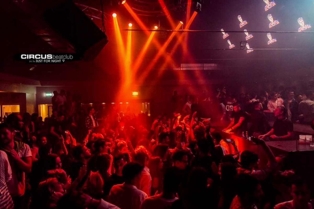 Circus beatclub - Brescia: 9/11 Rehab - The New Order | The Hell, 11/11 Stefano Pain