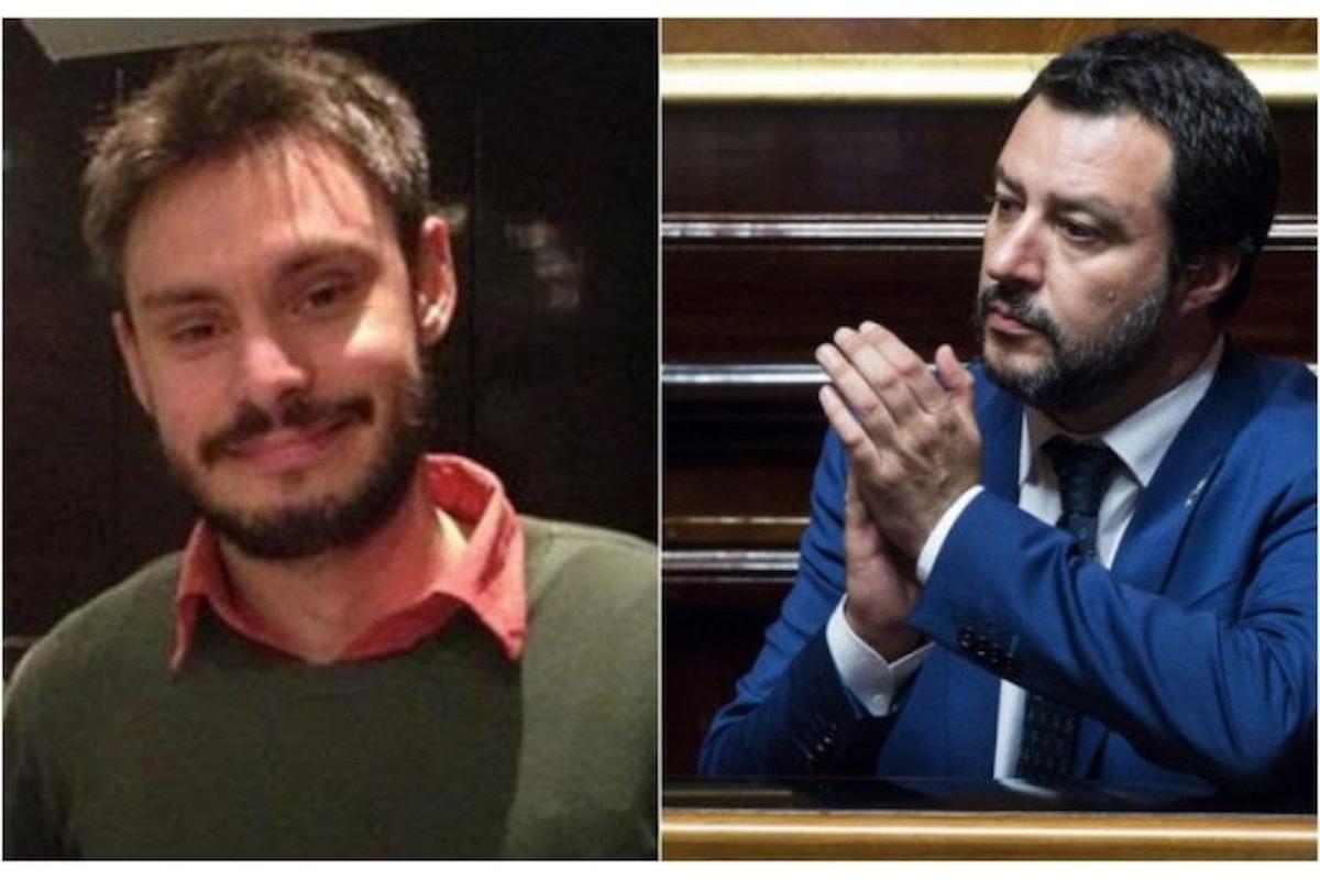 Caso Regeni, per Salvini è semplicemente un problema