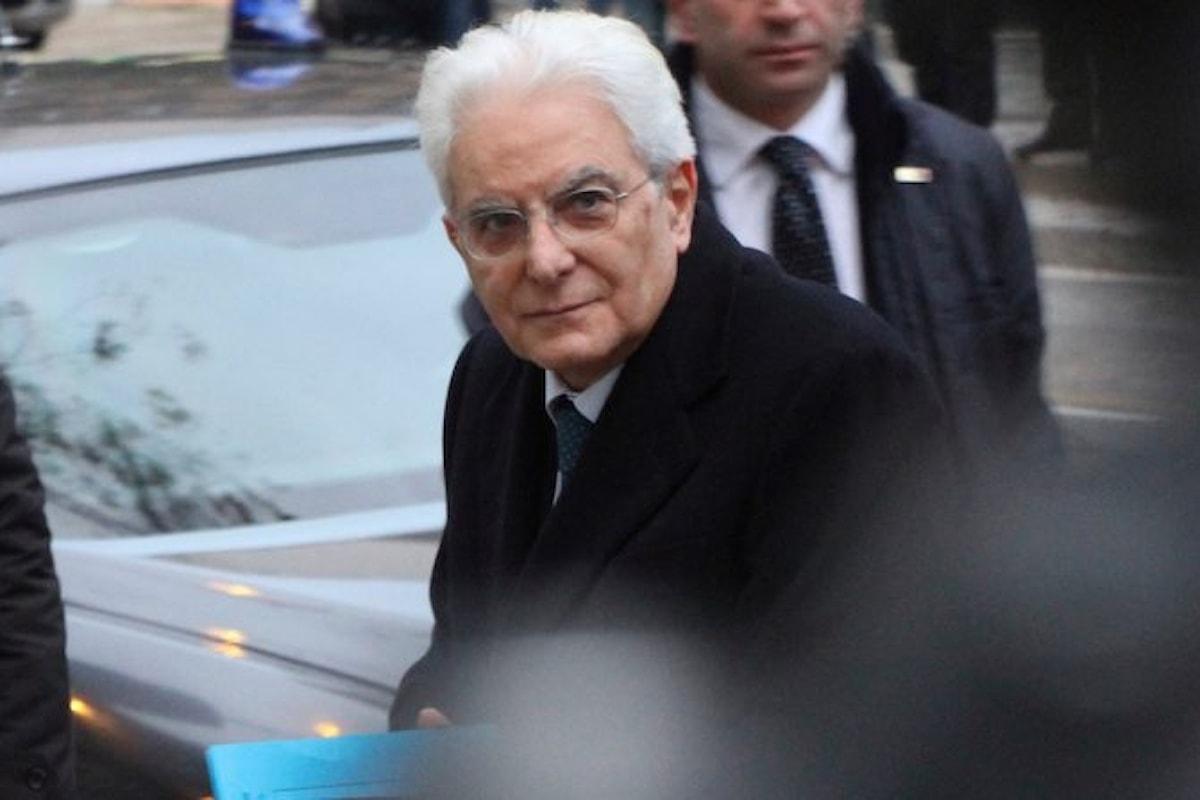 Governo: Mattarella, annunciazione... annunciazione