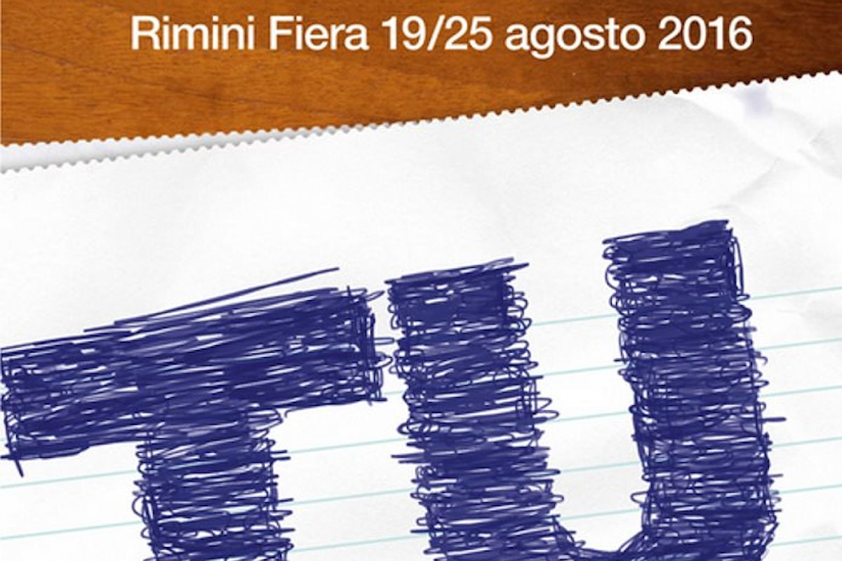 I ministri di Renzi al meeting di Rimini 2016