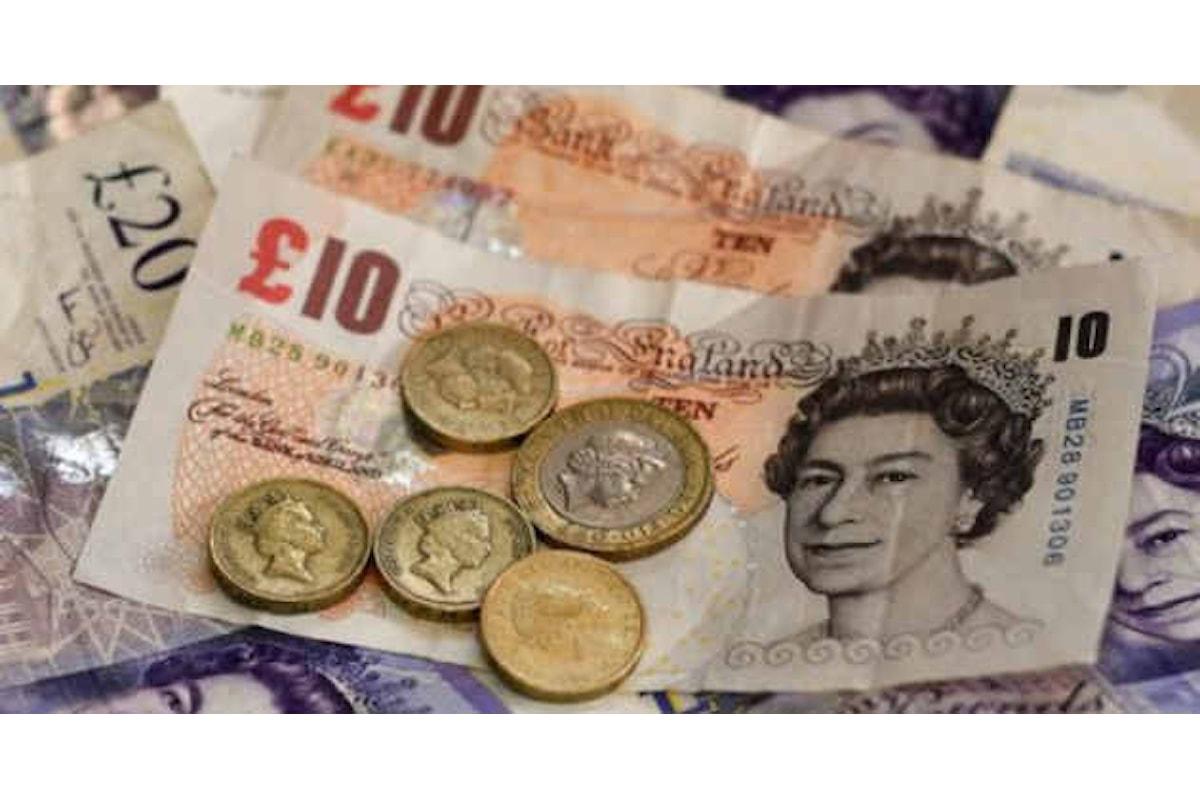 Pound in altalena sui mercati. Pesa la questione Brexit