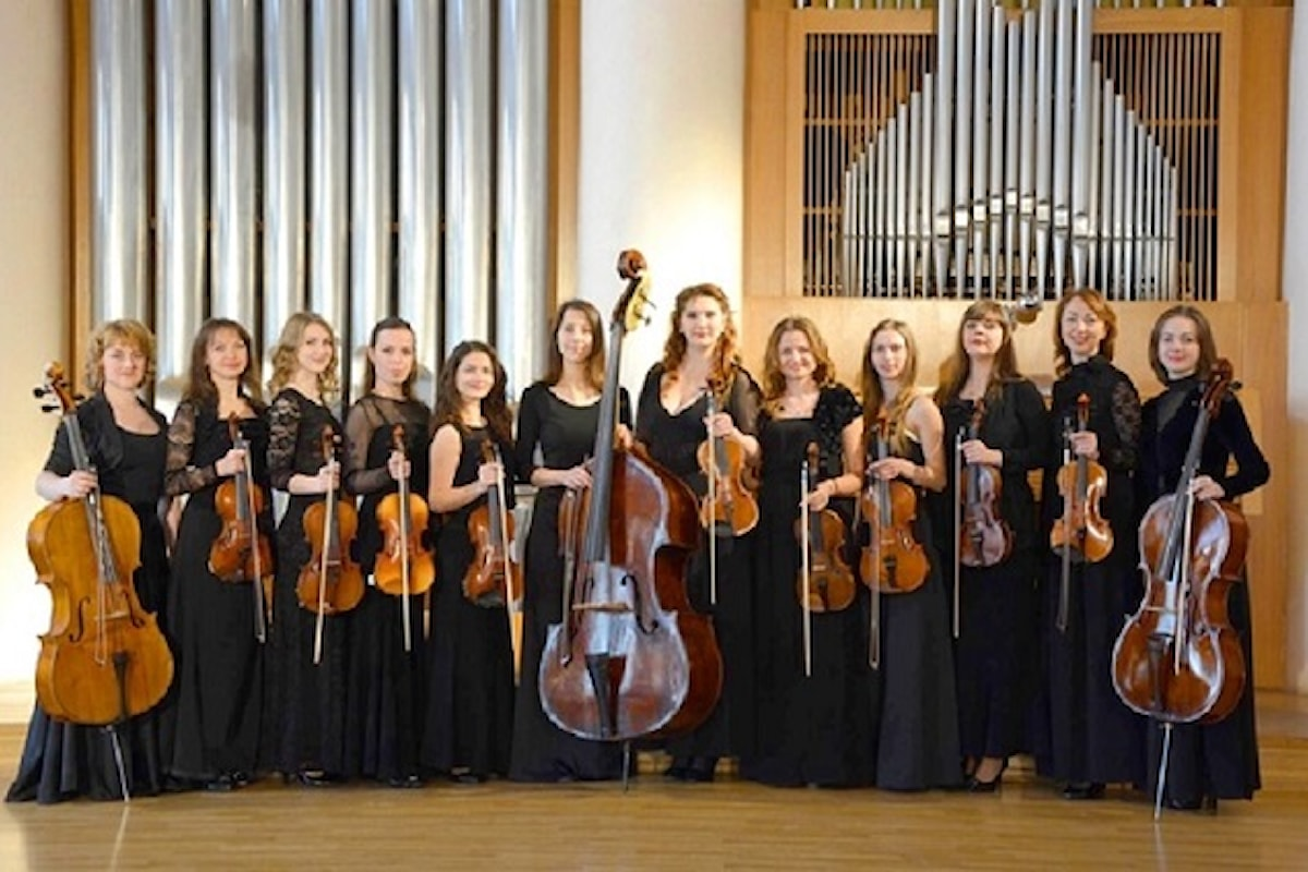 Al Festival Liszt di Albano saranno protagonisti l'Orchestra da Camera di Stato dell'Ucraina e la soprano olandese Gabrielle Mouhlen