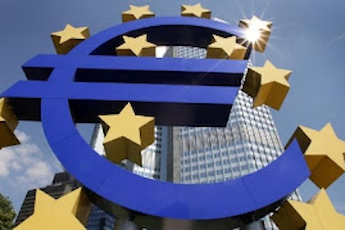 Ottimismo crescente nell'area Euro. E la valuta unica marcia