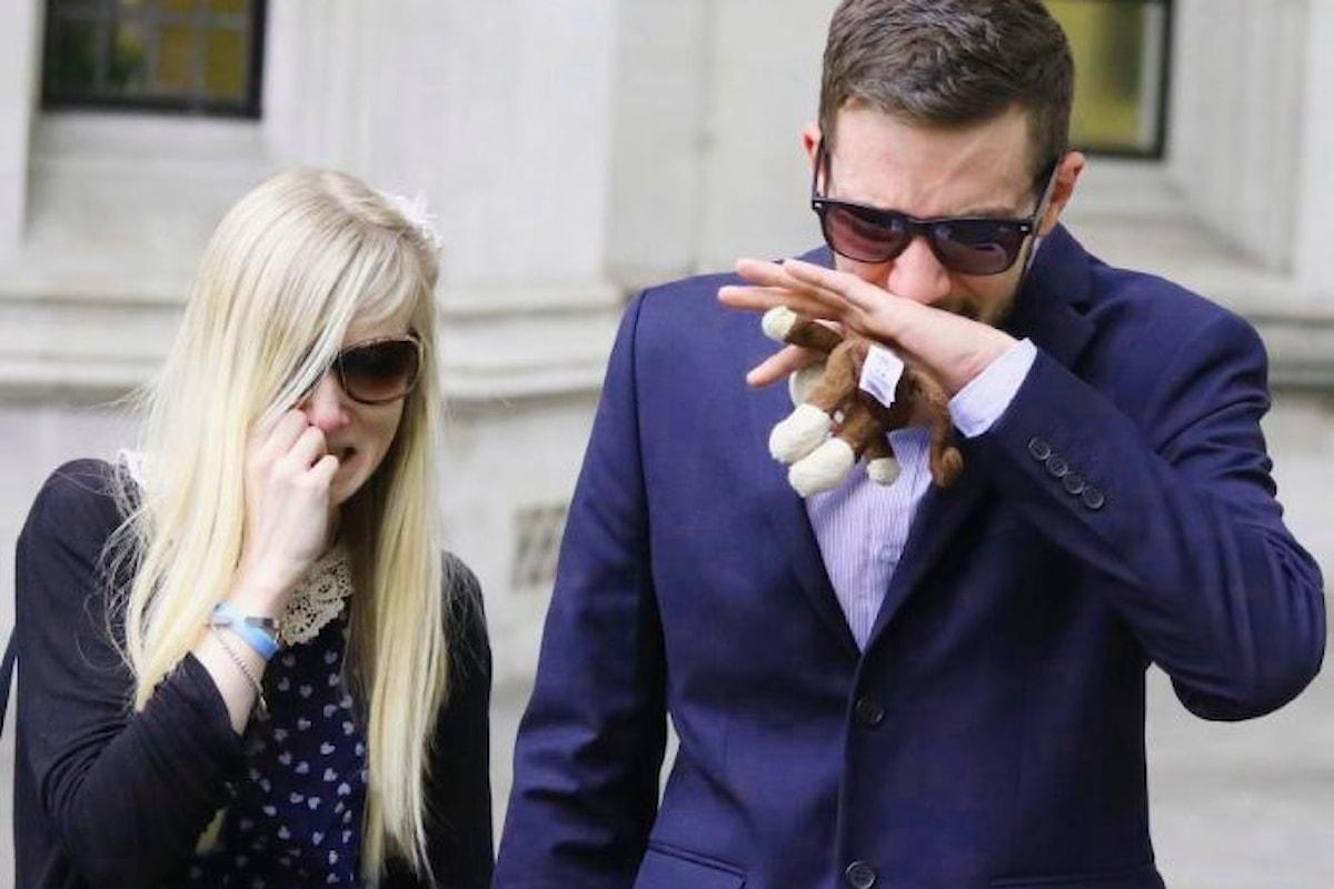 Il tribunale ha deciso: Charlie Gard trascorrerà le sue ultime ore in un istituto per malati terminali