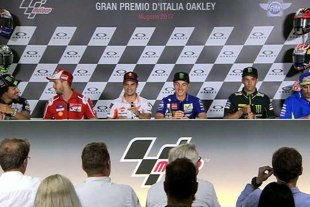 Le prove libere al Mugello, Valentino Rossi riesce a gareggiare