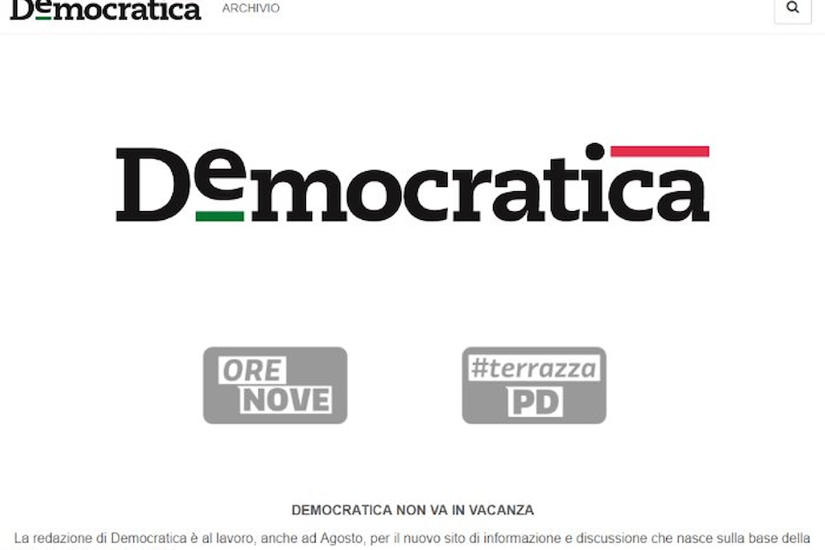 Dopo quella su carta, Renzi ha fatto fuori anche l'Unità on line