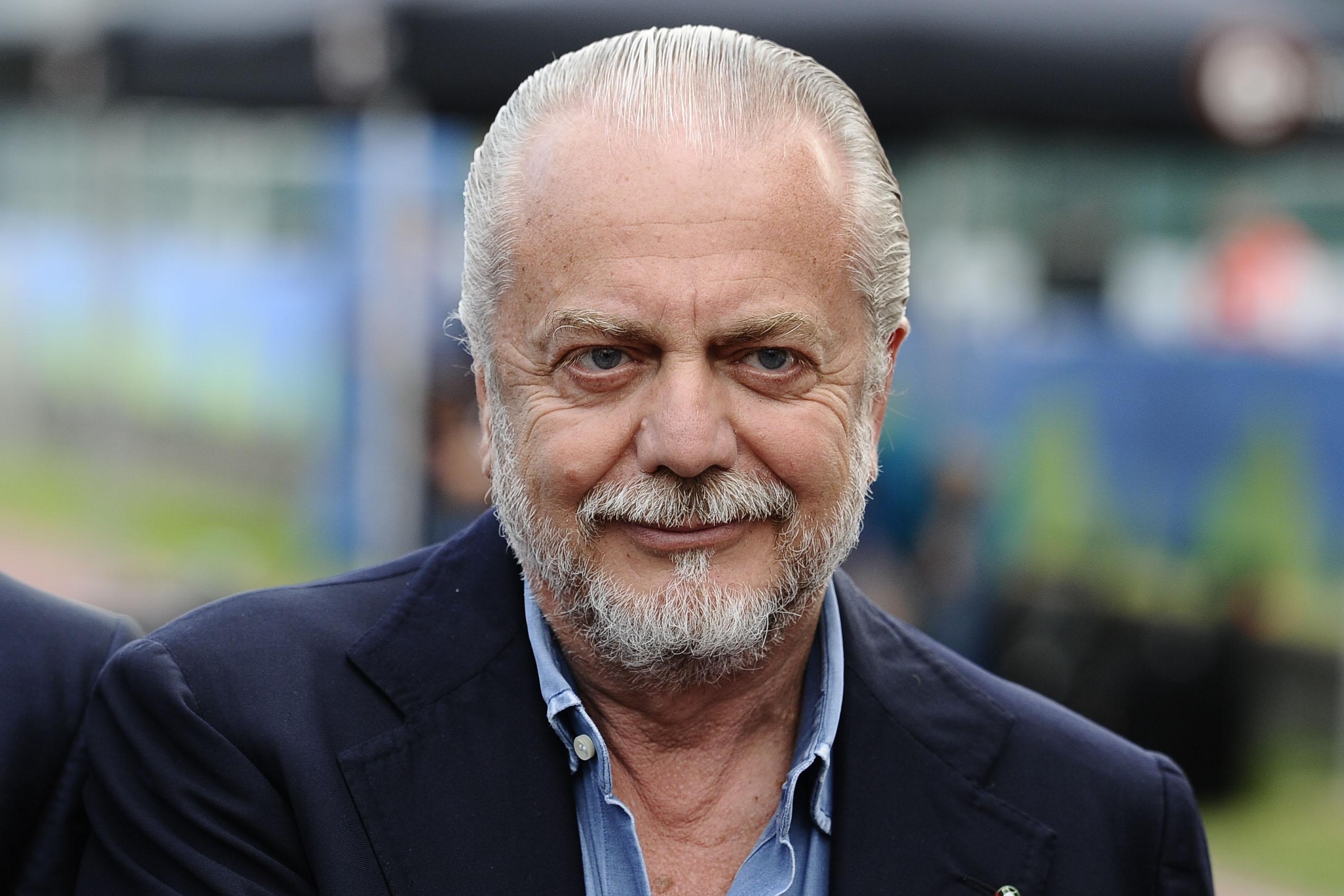 Napoli, parla De Laurentiis: Grande Sarri. Juve deve preoccuparsi...