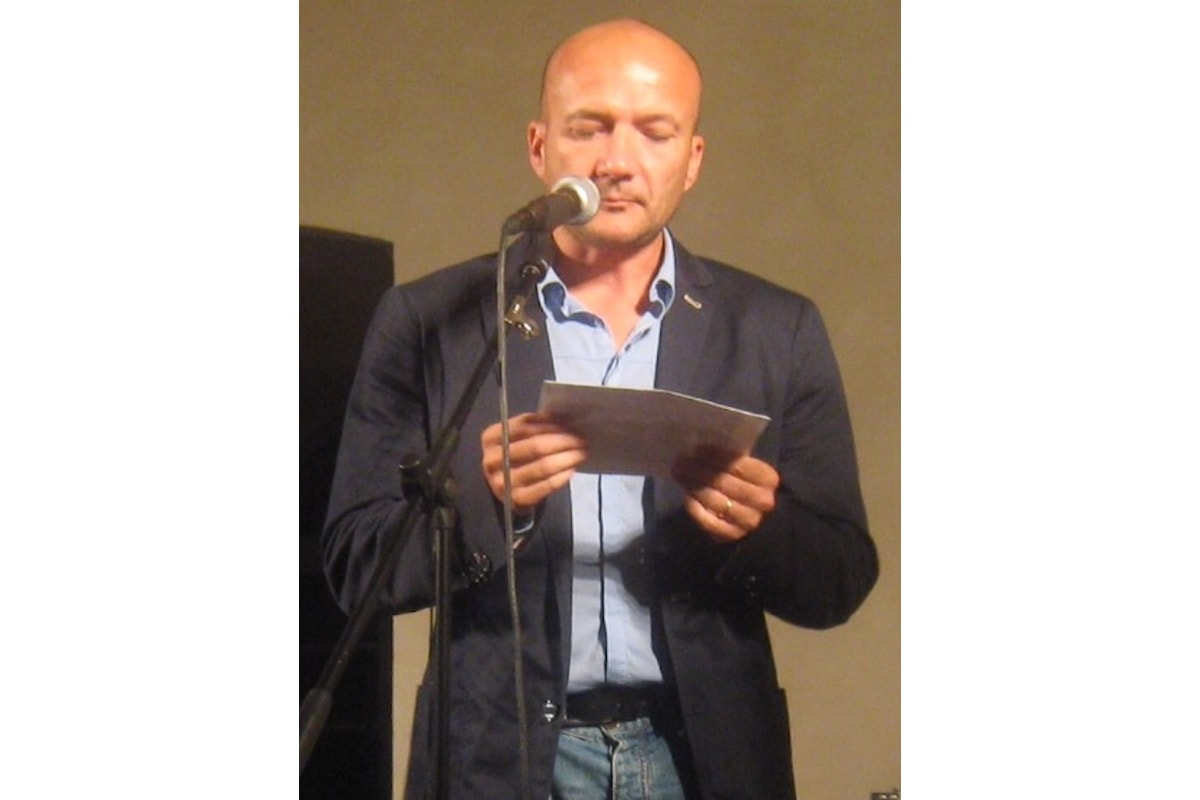 Discorso tenuto a Volterra sul terremoto del 2012 in Emilia Romagna