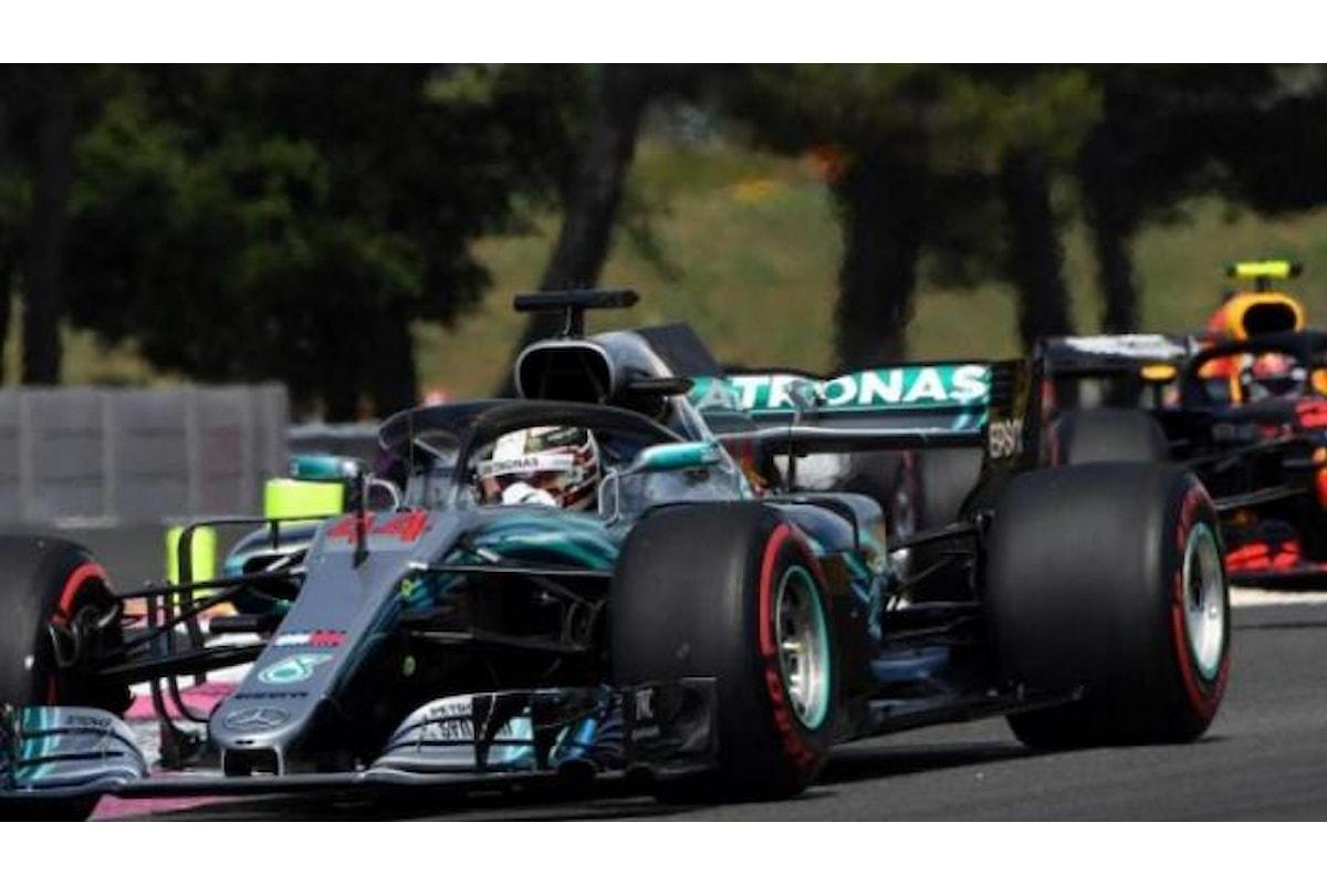 Formula 1, Hamilton si impone nel GP di Francia 208, ma Vettel c'è, anche se quinto