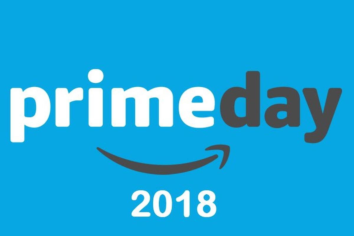 Amazon annuncia date e link Prime Day 2018