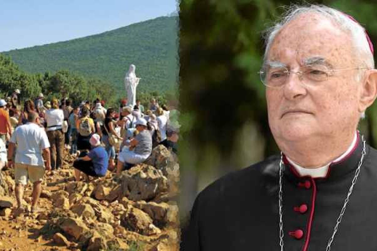 Il Papa nomina un inviato speciale per Medjugorje nel giorno in cui la Chiesa celebra la Beata Maria Vergine di Lourdes