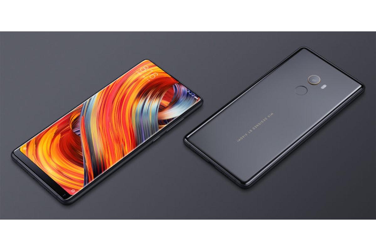 Xiaomi Mi Mix 2, installazione Global ROM