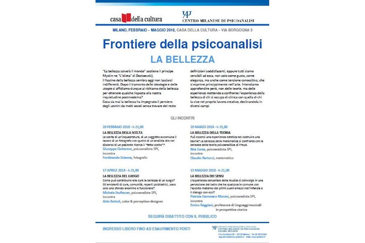 Frontiere della Psicoanalisi apre con Ferdinando Scianna