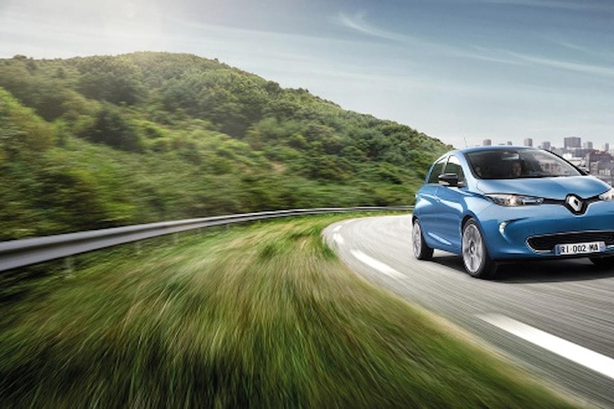 In arrivo la nuova Renault ZOE con autonomia di 400 chilometri!