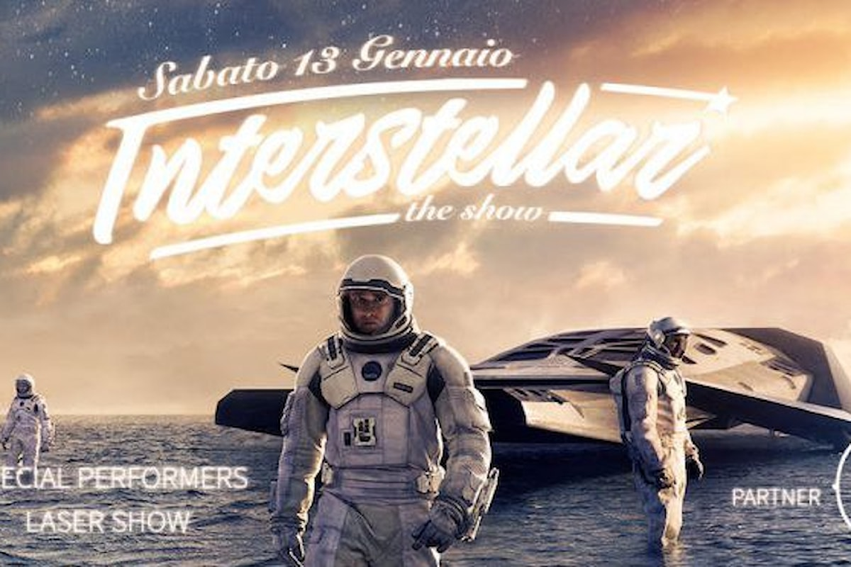 Interstellar @ La Capannina di Franceschi
