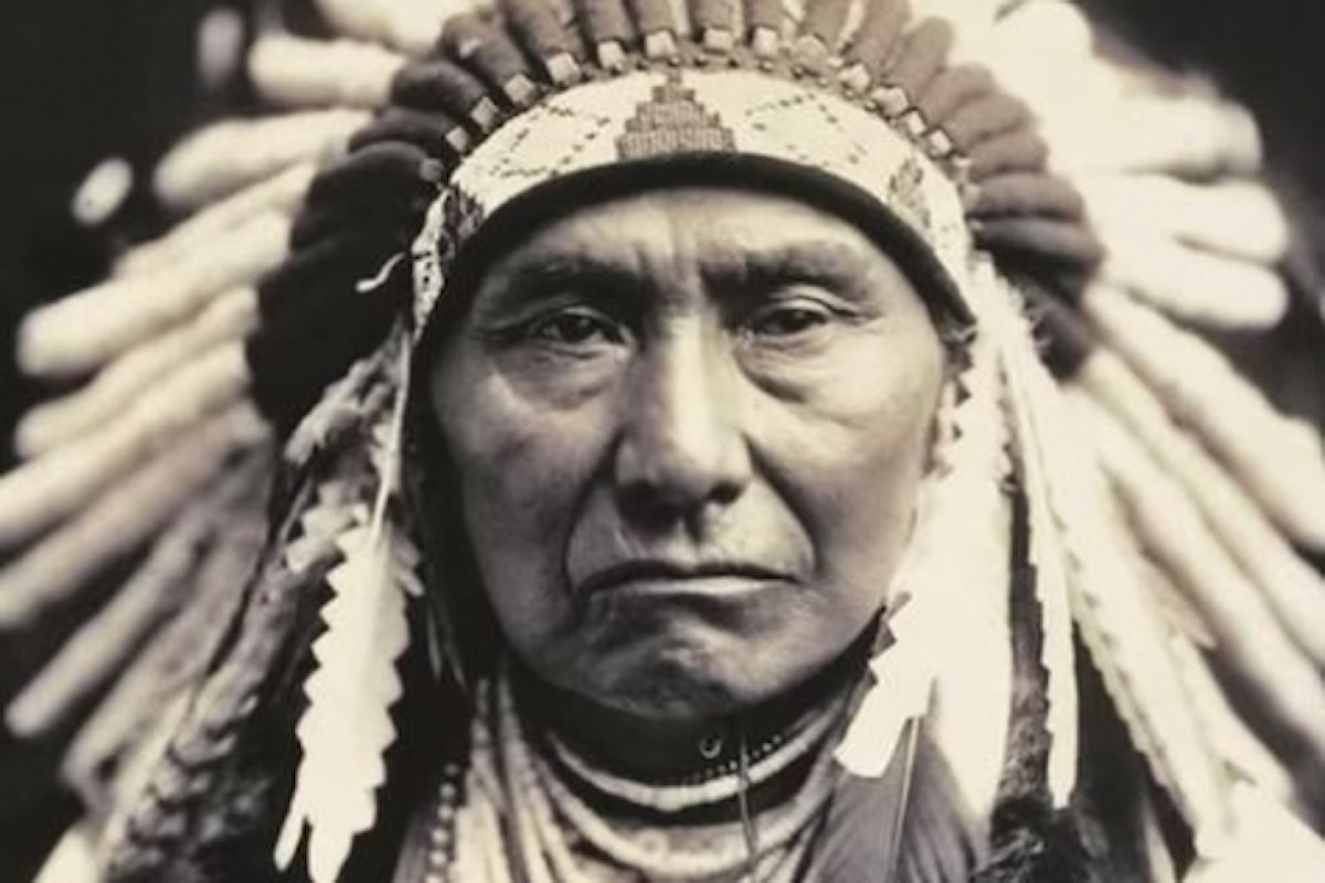 I pellerossa avranno un santo, il leggendario capo Sioux Alce Nero