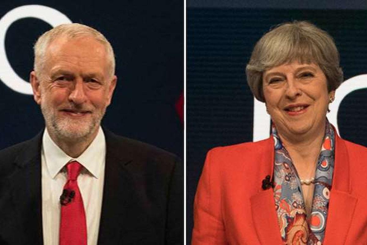 A breve le elezioni in Gran Bretagna. In due settimane il vantaggio dei conservatori si è ridotto di un terzo