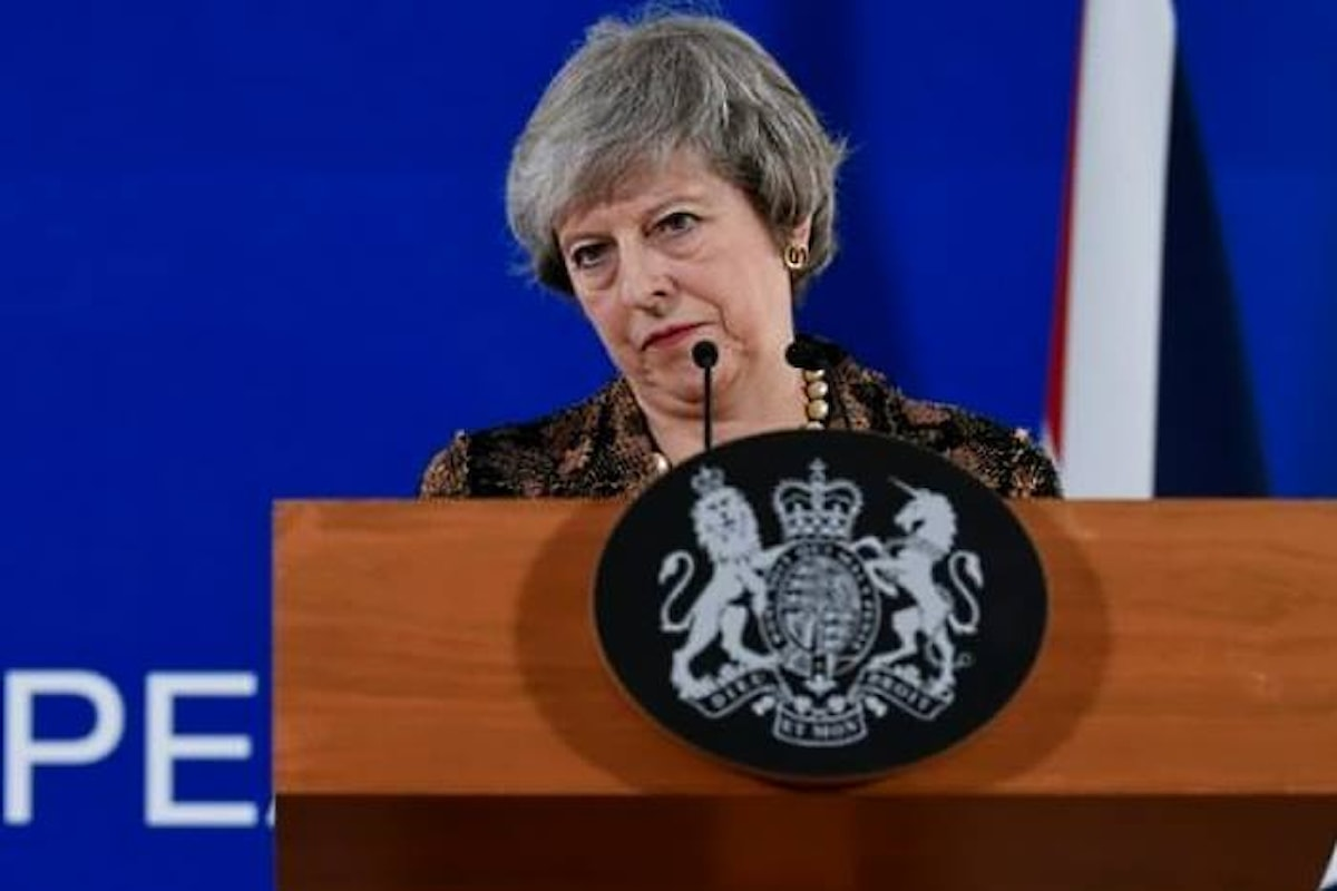 In Europa missione impossibile per Theresa May