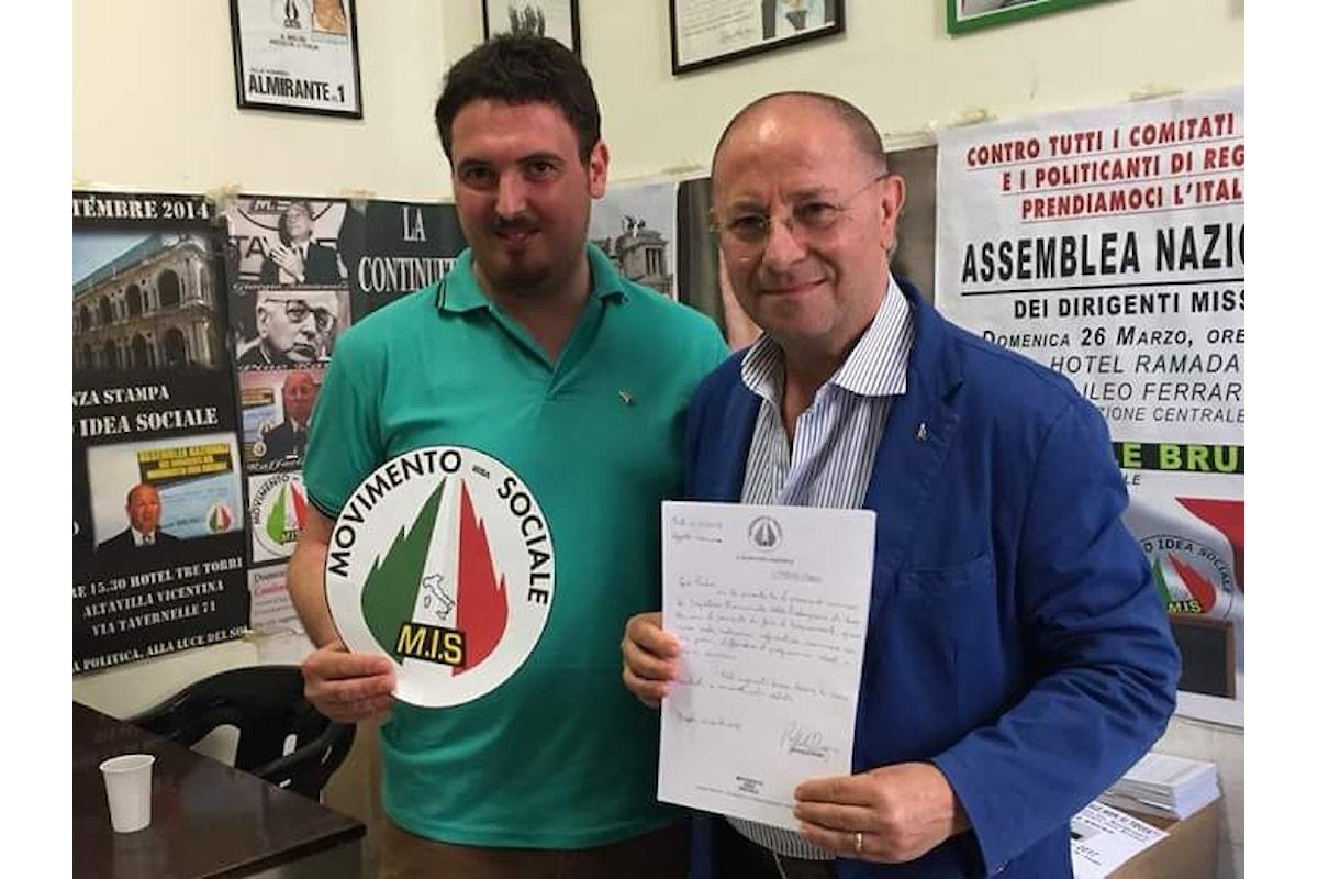 Elezioni in Friuli, il commento del Segretario provinciale di Caserta del Mis alla luce dei risultati