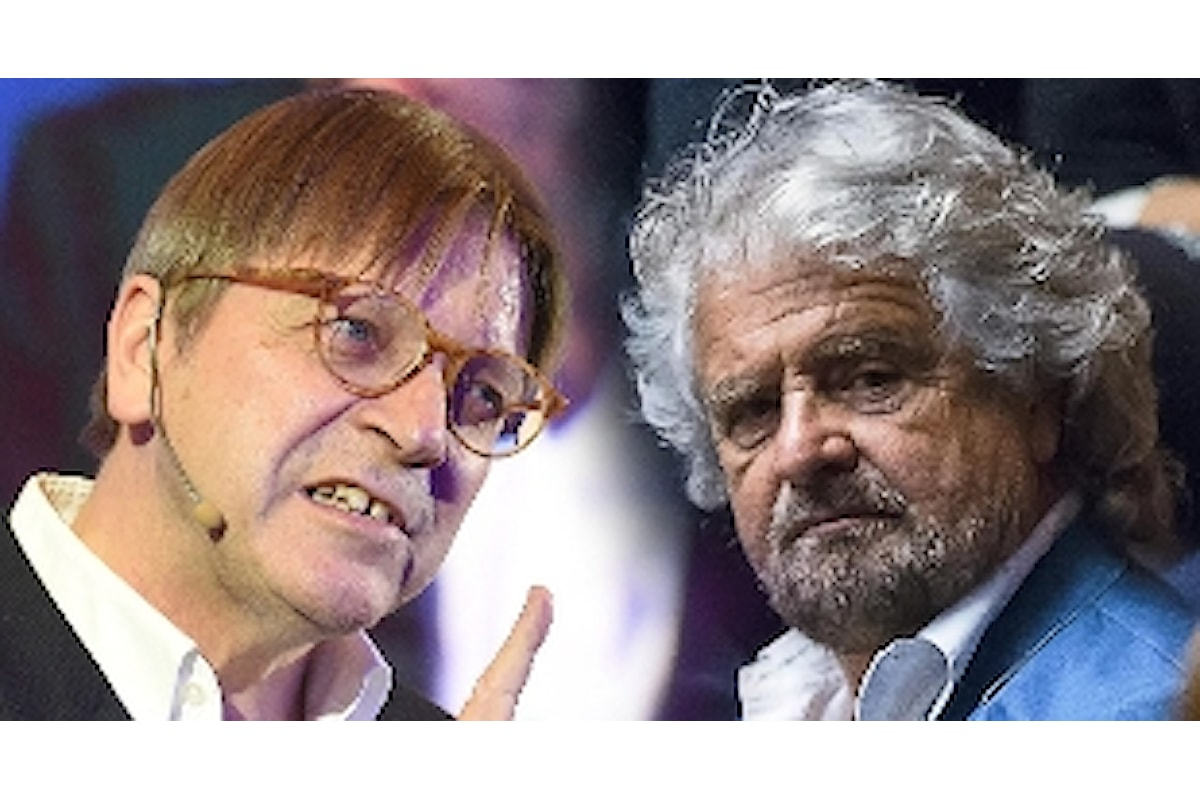 Salta l'accordo tra M5S e Alde: i motivi e perchè sarebbe stato assurdo