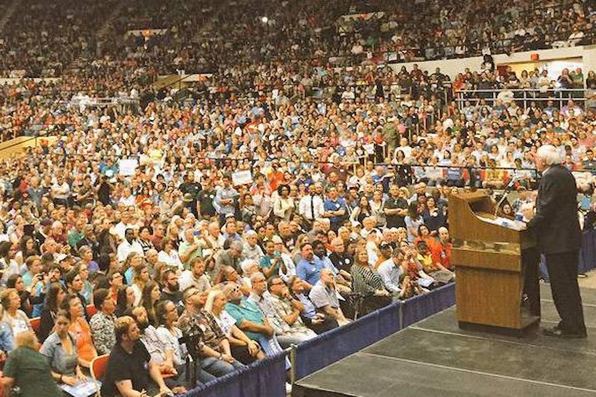 Primarie USA, Sanders si aggiudica Washington, Alaska e Hawaii