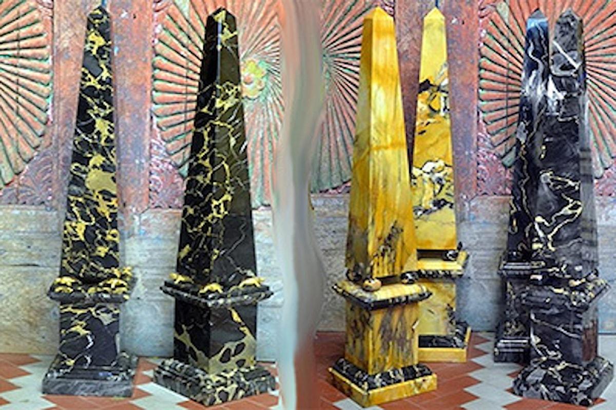 L'obelisco nell'arte