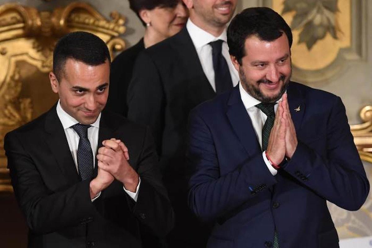 La strana coerenza di Salvini e Di Maio per il rispetto delle regole