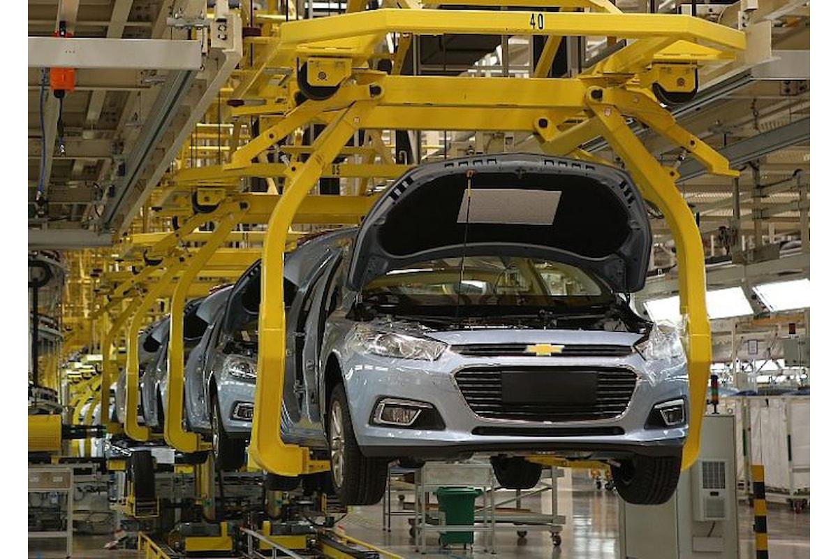General Motors ridurrà la propria forza lavoro di circa 15mila unità entro il 2019