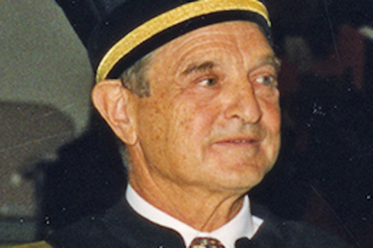 Il silenzio di Gentiloni sulla visita di Soros a Palazzo Chigi