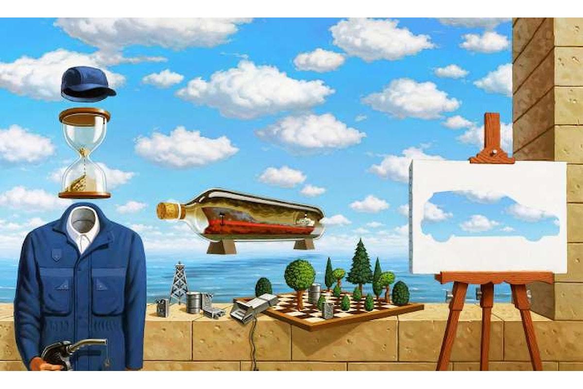 Il PD e il surrealismo in una parola: cambiamento