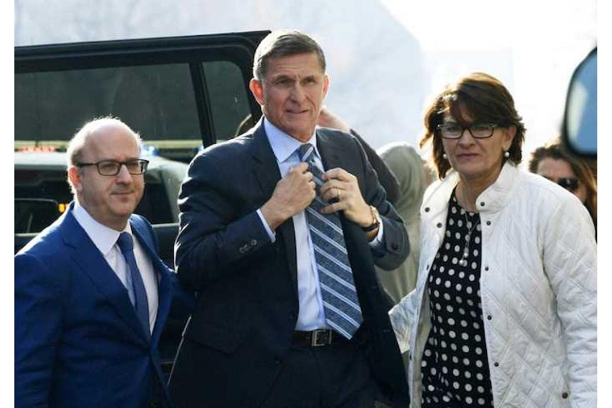 Michael Flynn ammette di aver mentito all'FBI. Possibile patteggiamento e possibili guai in vista per Trump